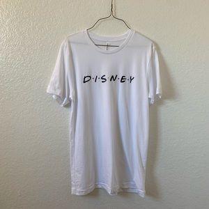 Friends inspired Disney shirt